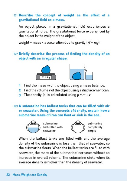 Explain That GCE 'O' Level Physics