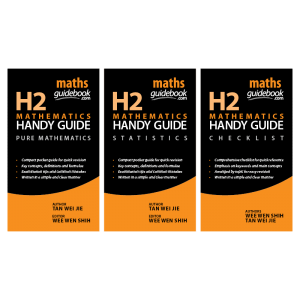 H2 Mathematics Handy Guide (Complete Set)